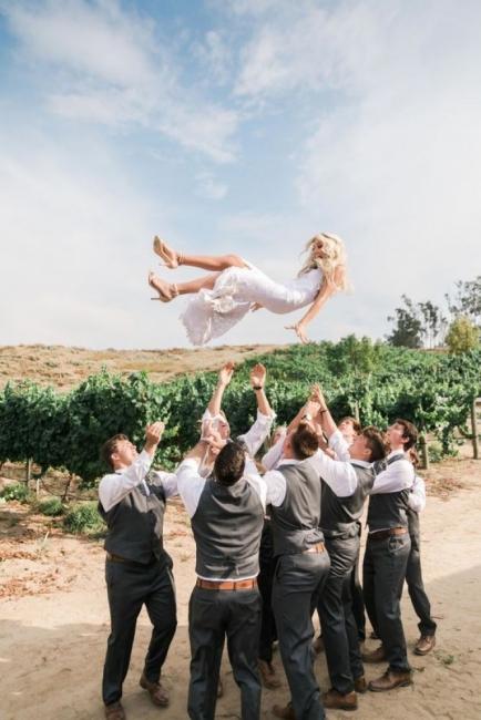 22 сватбени момента, запечатани в снимка