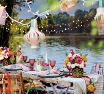 28 идеи за незабравимо лятно парти на открито