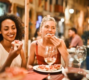 5 съвета за здравословно хранене навън