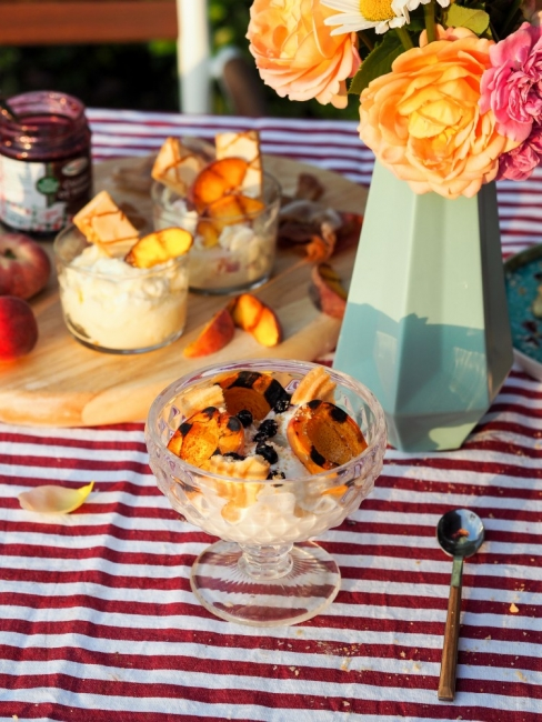 5 десерта, които можем на приготвим на грил