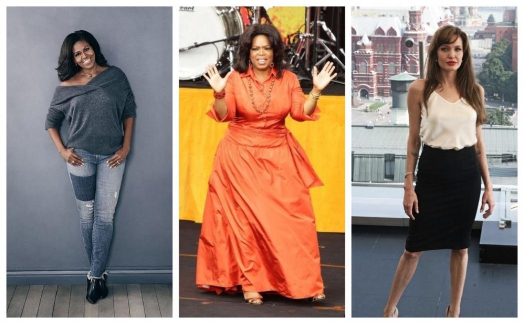 Кои са най-влиятелните жени в света?