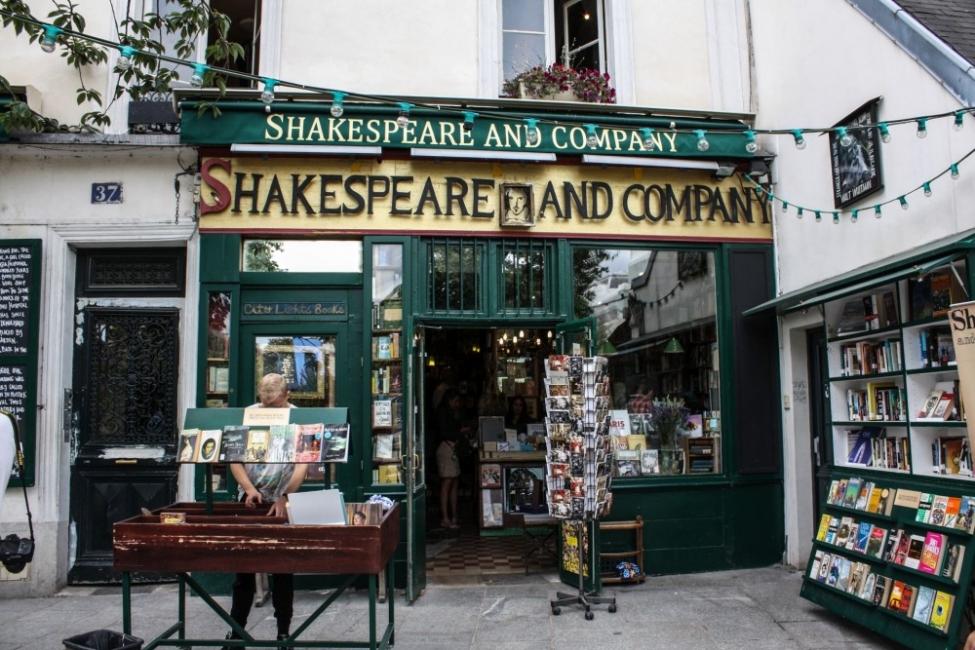 C'est la vie: Най-хубавите книжарници в Париж