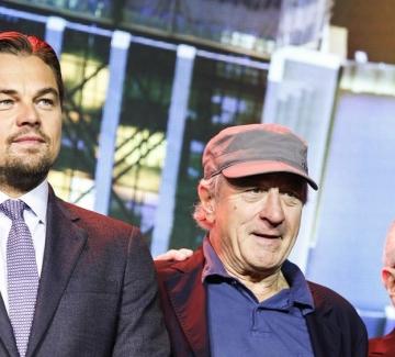 Де Ниро и ди Каприо в нов филм на Скорсезе