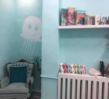 Детските книжки имат нов дом в сърцето на София