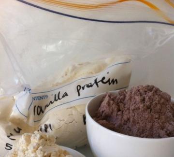 Вреден ли е все пак протеинът на прах?