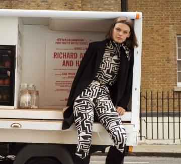 22 модни находки от колаборацията на H&M с Richard Allan