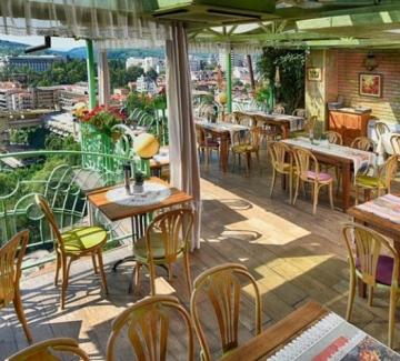 Кои са ресторантите с най-хубава гледка?