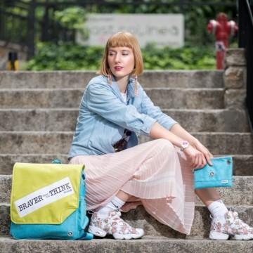 Make a point: една чанта, няколко послания