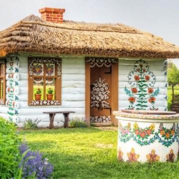 Залипие - най-цветното село в света