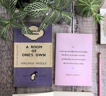 """Защо всяко момиче трябва да прочете """"Собствена стая"""" на Вирджиния Улф?"""