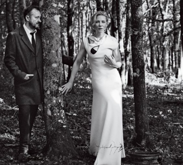 Кейт Бланшет и мъжът, който не преряза крилете ѝ