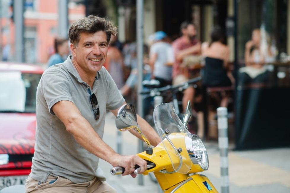 """Емил Олованов: """"Мотористът е самотен ездач, но това също е хубаво"""""""