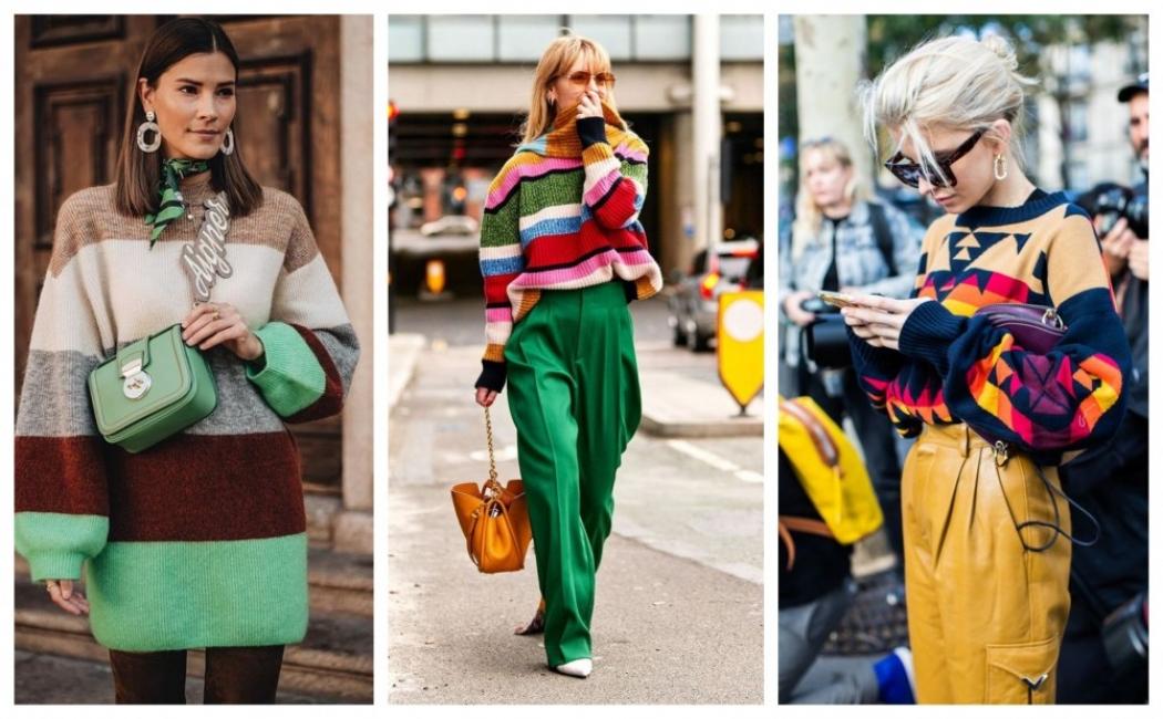 21 стайлинг идеи с пуловерите, които ще носим тази есен