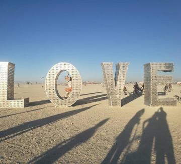Burning Man 2019: вдъхновяващи снимки от най-лудия фестивал в света