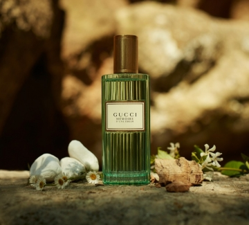 Подаряваме ви новия аромат GUCCI Mémoire d'une Оdeur