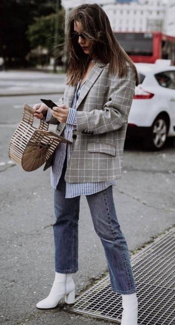29 стайлинг идеи как да носим блейзър