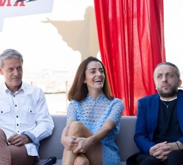 """""""Засукан свят"""" на Мариус Куркински открива Киномания 2019. Гледай!"""