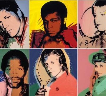 Картини на Анди Уорхол отново ще се предлагат на аукцион