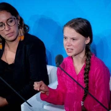 Грета Тунберг: За гнева на едно 16-годишно момиче