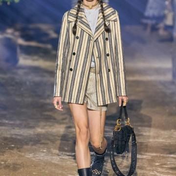 Малката Белослава на големия моден подиум, вече и за Dior!