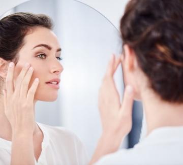 Огледалце, огледалце, нека кожата ми е най-красива на земята!