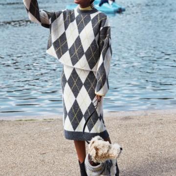 28 модни находки от колаборацията на H&M с Pringle of Scotland