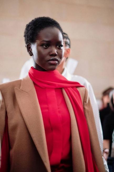 От Судан до Valentino: историята на модела Адут Акеч
