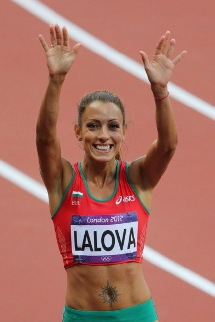 Ивет Лалова на финал на Световното първенство