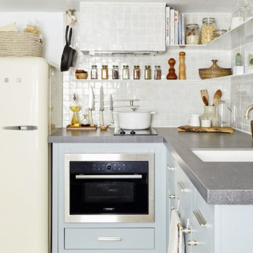 29 идеи за малки трапезарии, с които ще спестите място