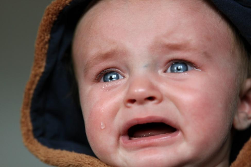 """""""Спри веднага да плачеш!"""""""