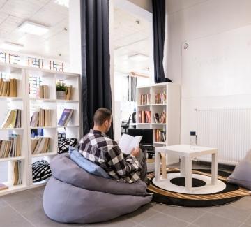 StudyHub: първото споделено място за учене в Студентски град