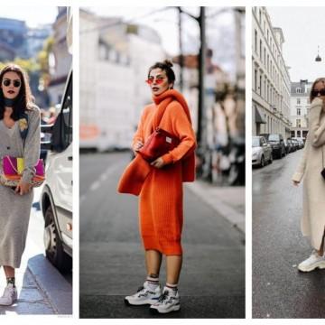 33 стайлинг идеи с плетена рокля