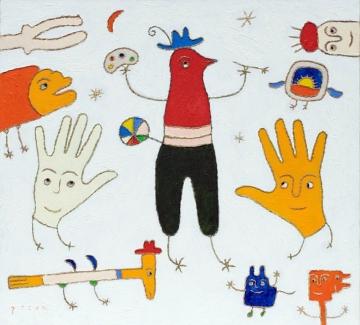 """""""Врабчовото село""""на Росен Рашев – Рошпака: пъстра приказка за приятелството и любовта"""