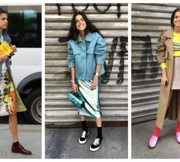 21 идеи от стила на Леандра Медин за този уикенд