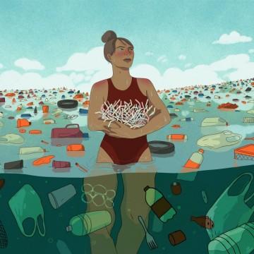 Как 3 момичета от модната индустрия искат да спасят океаните и моретата?