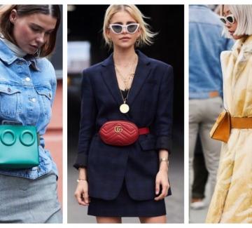 34 стайлинг идеи как да носим чанта за кръста