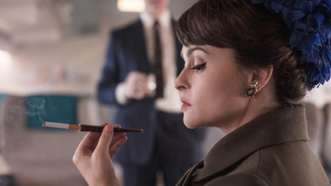 """Хелена Бонам Картър се появява с целия си блясък в """"Короната"""""""