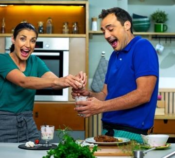 """Лора и Стоян от """"Бон Апети"""": """"Най-важното за всяко ястие са хубавите, пресни съставки"""""""
