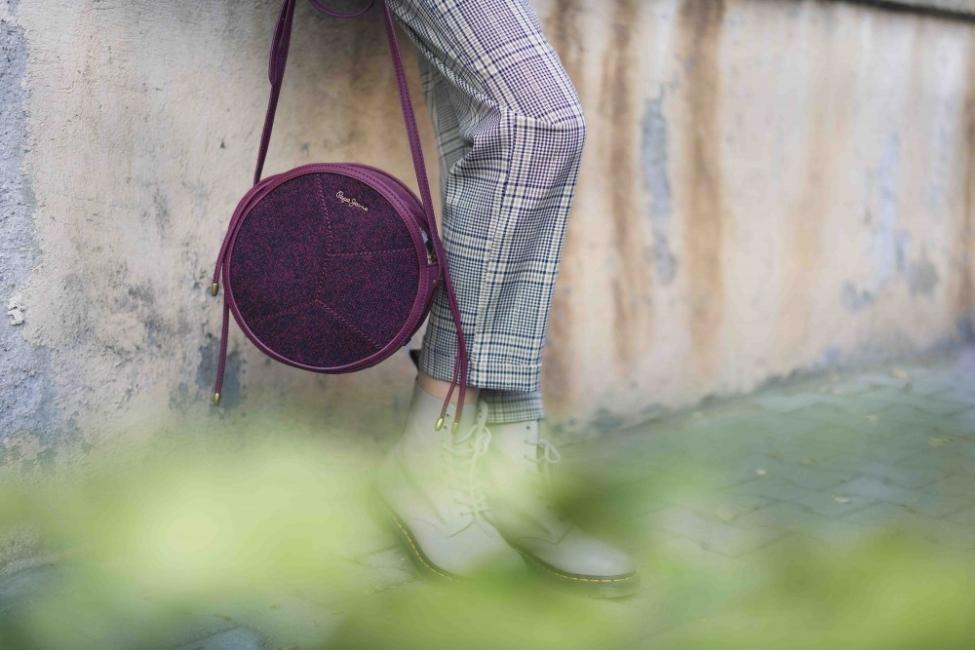 Находка на деня: Чанта Pepe Jeans