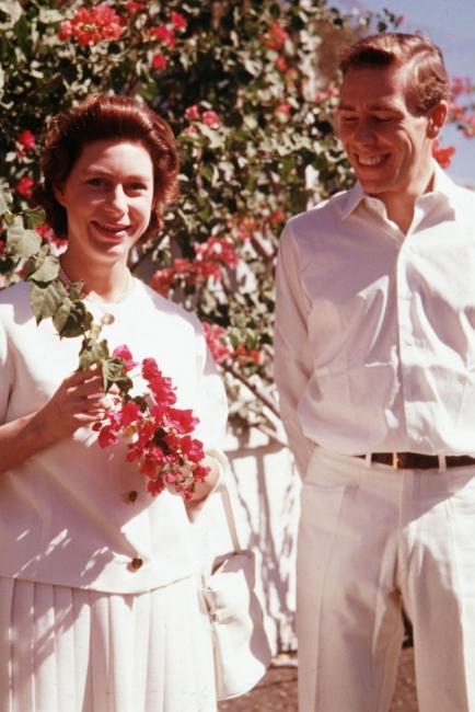 Принцеса Маргарет и лорд Сноудън – една от най-ексцентричните двойки