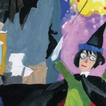 """Български художник нарисува новите корици на """"Хари Потър"""""""