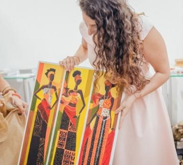 """Михаела и """"Скритите таланти на България"""""""