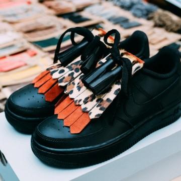 Lash, които преобразяват обувки