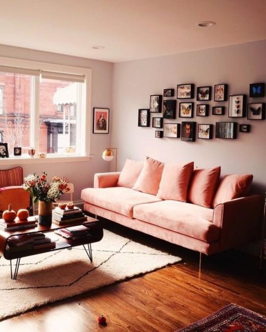 21 начина да вкараме розово в дома си