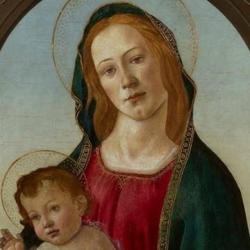 """""""Мадоната с младенеца"""" на Ботичели се оказа оригинал"""