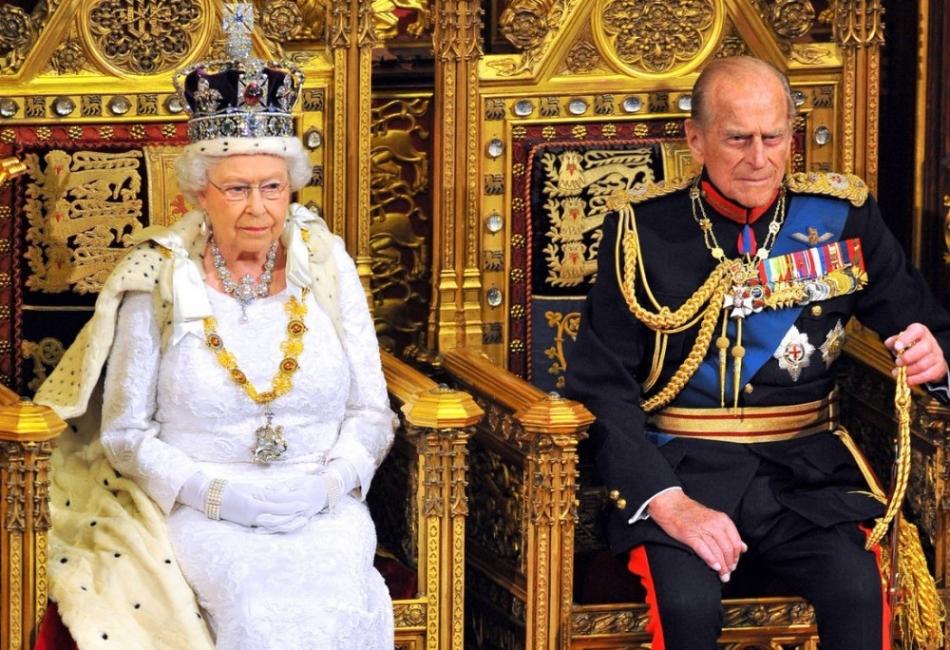 Женени от 72 години: кралица Елизабет II и принц Филип