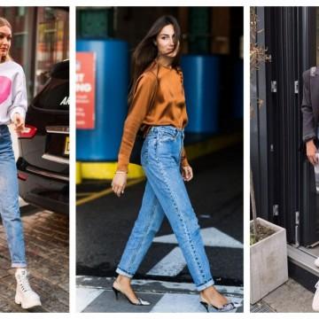 23 стайлинг идеи как да носим mom jeans