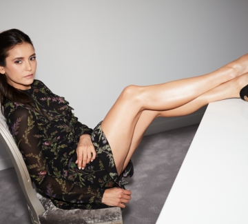 Нина Добрев е новата муза на Dior