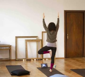 Как да практикуваме йога навсякъде и по всяко време?
