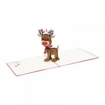 Перфектната картичка за Коледа